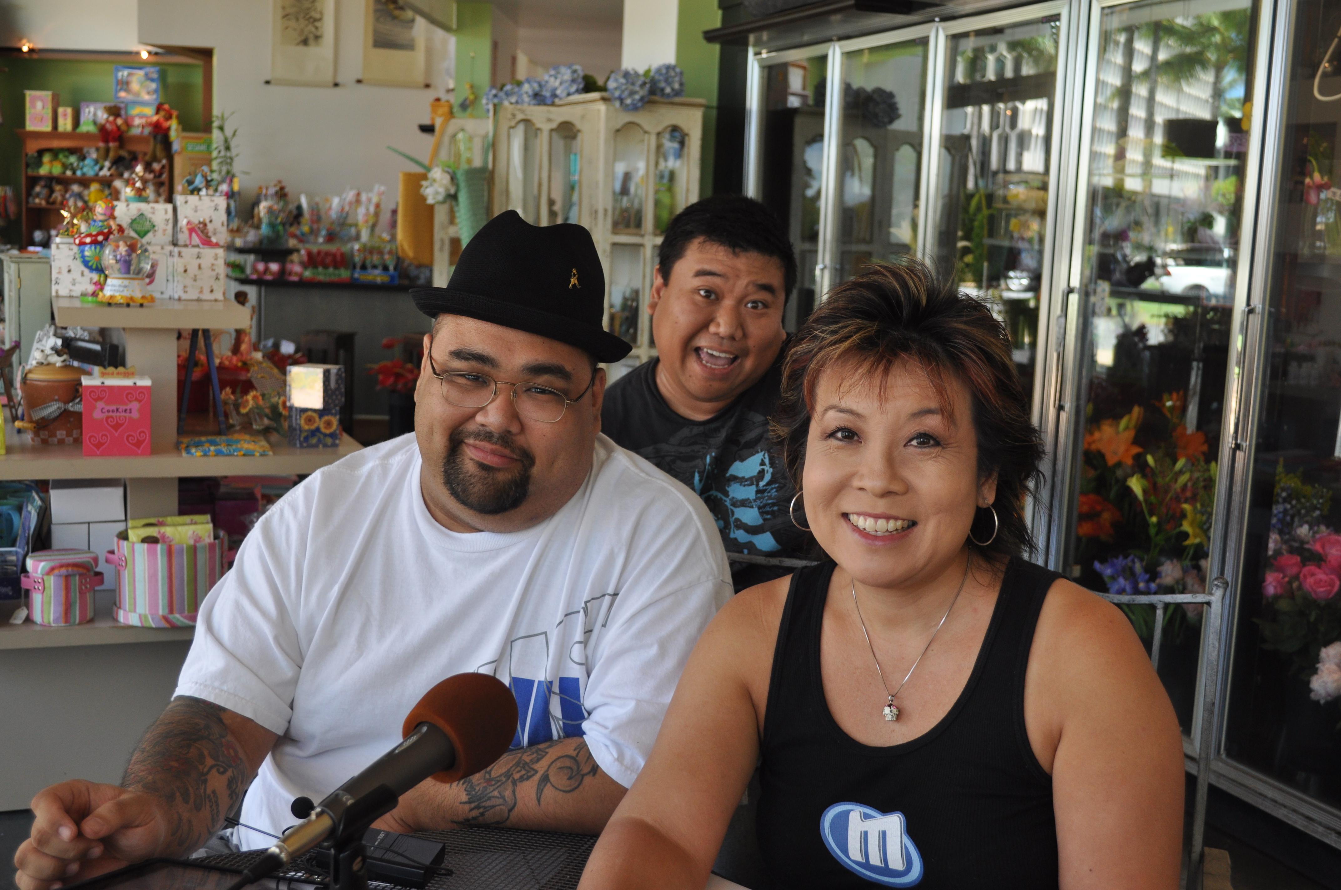 Mix It Up Hawaii! Petals and Beans – Episode XVI