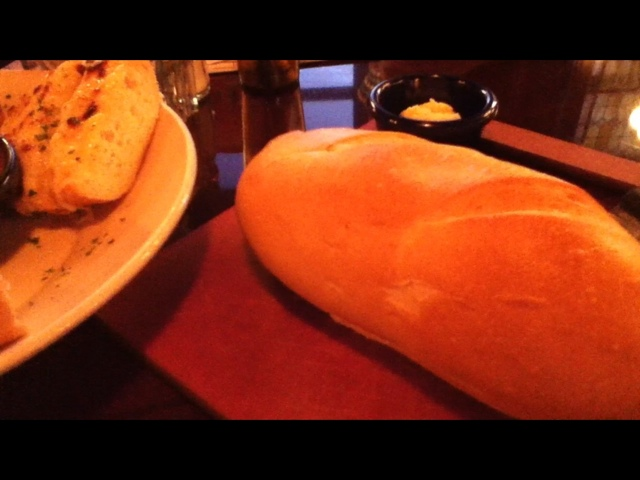 ParkRat FoodPosse Goes to The Old Spaghetti Factory