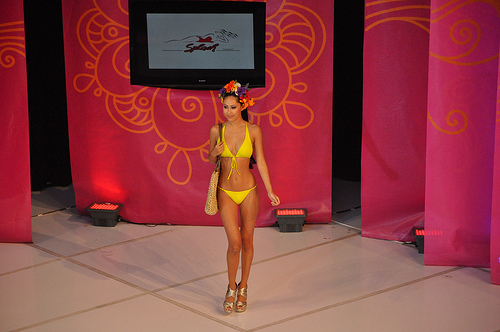 Splash Hawaii Swimsuits at Shop a Le'a Ala Moana Center Fashion Show #shopalea