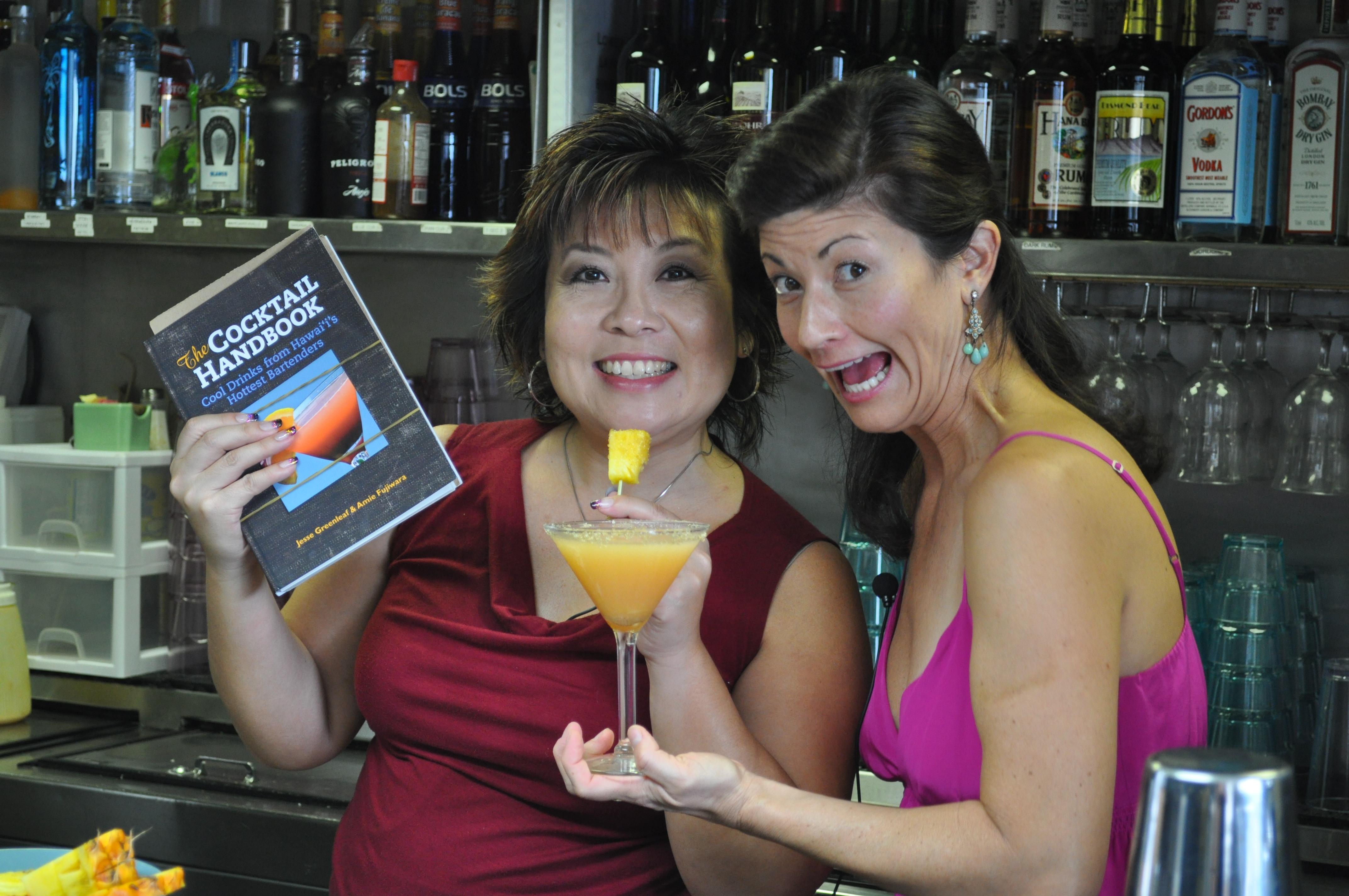 Hawaii: In Real Life – The Cocktail Handbook Episode 45 (@watermarkhawaii)