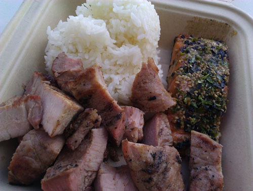 The @ParkRat FoodPosse Visits Ono to Go (@onotogo @foodposse)