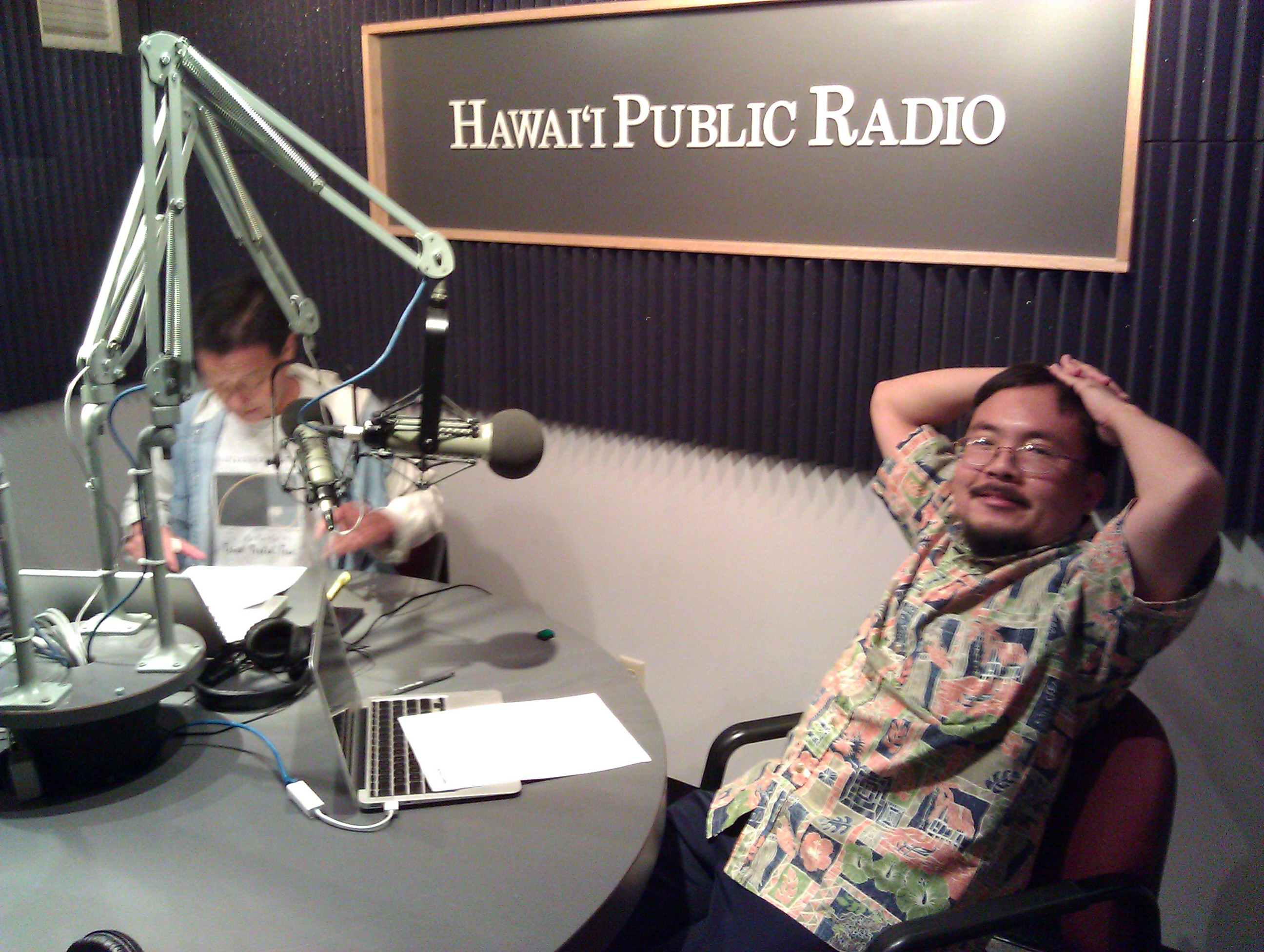 Help Hawaii Public Radio with their Challenge 2011! (@bytemarks @hawaii @emihart)