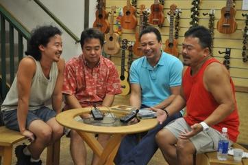 KoAloha Mai with Guests Tony Conjugacion and Herb Ohta Jr – 5/10/11 (@herbohtajr @koalohauke @koalohamai)