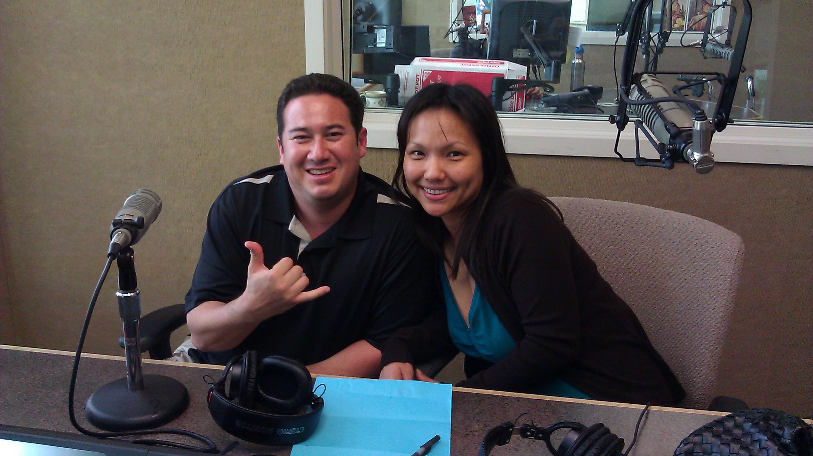 Kaleo o Kalihi: June 25, 2011 – Justin and Cheryl Walthall (@GHKahala @PRPHawaii @koalohauke)
