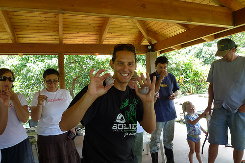 Hawaii IRL Visits with Hoku`ao Pellegrino of Noho`ana Farm (@melissa808)