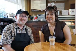 Hawaii: IRL – Melissa Visits with Poppy of Poppy's Coffee (@poppyscoffee @melissa808)