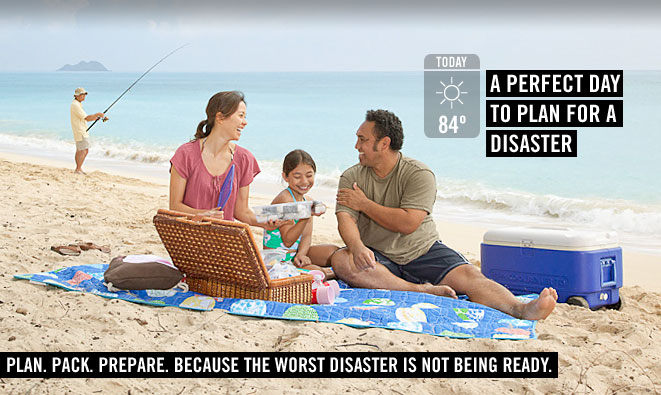Hawaii Disaster Preparedness – Because the worst disaster is not being ready (@getreadyhawaii)