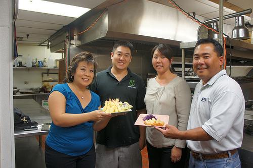 Hawaii: IRL – Golden Fry Tech at Makino Chaya