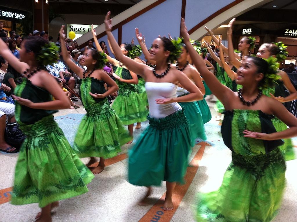 2012 Aloha Festivals Keiki Hoolaulea LIVE from Pearlridge Center (@AlohaFstvls @Pearlridge)