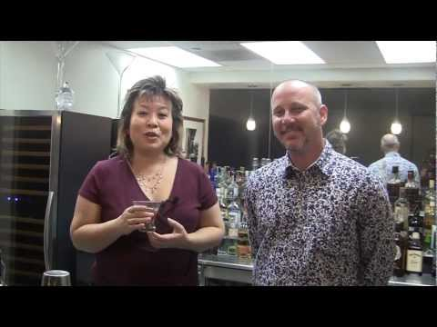 Hawaii: IRL – Dr. Joey Gottesman Talks With Melissa Chang About Cocktails (@dr_joey @melissa808 @hawaiifoodbank)