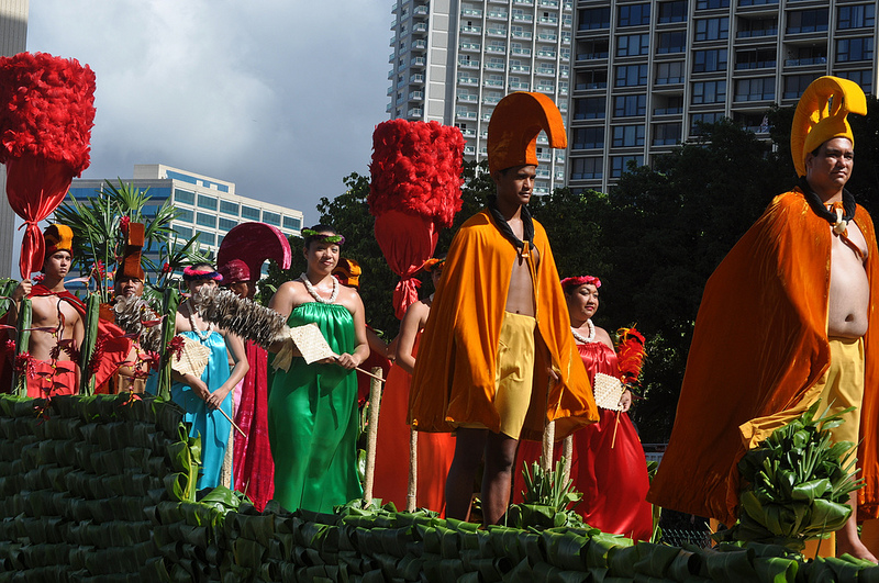 Aloha Festivals Floral Parade Recorded on September 27, 2014 from Hawaii Prince Hotels (@alohafstvls @PrinceWaikiki)