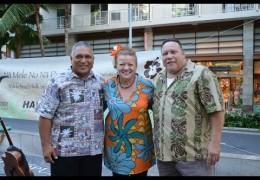 Na Mele No Na Pua with Robi Kahakalau and Friends on Sunday, July 26 from 5:00pm to 6:00pm HST #outriggermele (@waikikibeachwlk)