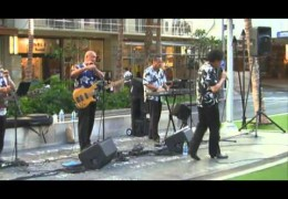 Na Mele No Na Pua with Danny Couch at Waikiki Beach Walk recorded on March 20, 2016 (@waikikibeachwlk) #outriggermele #outriggermusic