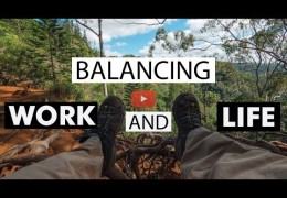 How to find that work life balance: HIKING | Hawaii Video Blog (@beradstudio)