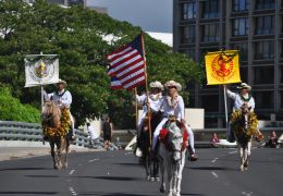 70th Annual Aloha Festivals Floral Parade on September 24, 2016 from 9:00am HST (@alohafestivals)