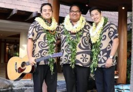 Recorded Live: Na Mele No Na Pua featuring Keauhou at Waikiki Beach Walk on 7/23/2017