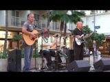 Kamanawa performing My Dear at Waikiki Beach Walk for Hula Girl Festival at the Aloha Festivals Ho'olaulea