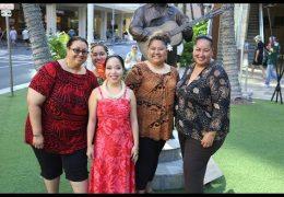 LIVE: Na Mele No Na Pua featuring Nā Wai Ho'olulu O Ke Ānuenue at Waikiki Beach Walk on February 18, 2018 from 5:00pm to 6:00pm HST