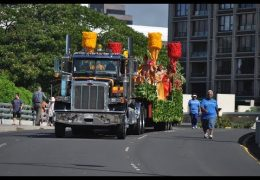 Recorded Live: 2018 Aloha Festivals Floral Parade on September 29, 2018