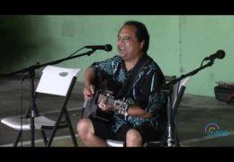 Kanikapila in Kailua Town with Glen Smith, Ken Makuakane, and Dwight Kanae on October 13, 2018