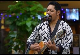 Recorded Live: Na Mele No Na Pua featuring Nathan Aweau at Waikiki Beach Walk on 11/18/2018