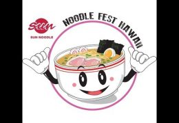 Recorded Live: 2nd Annual Noodle Festival Hawaii on March 30, 2019