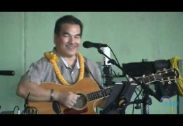 Recorded Live: Kanikapila in Kailua Town Featuring Keith Omizo and Kumuhau – 4-20-19